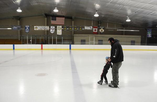 Peter W. Foote Vietnam Veterans Memorial Skating Rink 112916
