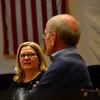 KRISTOPHER RADDER - BRATTLEBORO REFORMER<br /> U.S. Rep. Peter Welch, D-Vt., visits Wilmington on Wednesday, April 4, 2018.