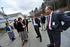 KRISTOPHER RADDER - BRATTLEBORO REFORMER<br /> Vermont Governor Phil Scott takes a tour of Grace Cottage Hospital on Monday, April 30, 2018.