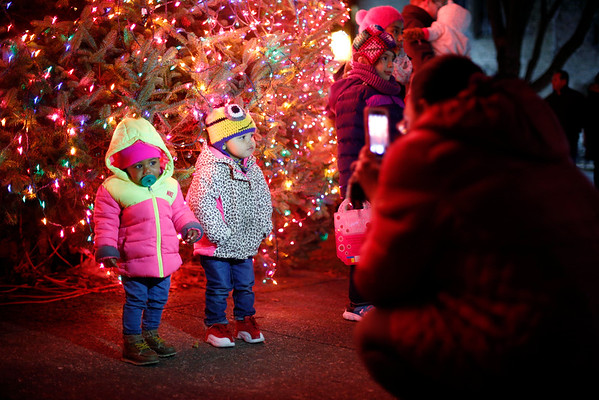 Pittsfield Holiday Tree Lighting-120216
