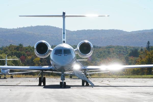 Pittsfield Municipal Airport - 100518