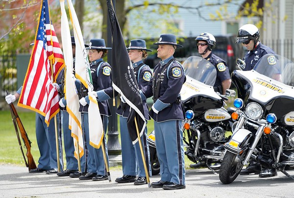 Police Memorial Day 2019 051519 Berkshire Eagle