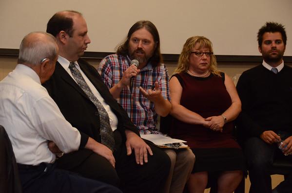 North Adams City Council Forum-101713