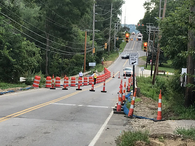Portion of College Street closes