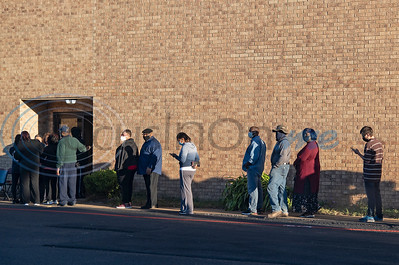 Texas Early Voting