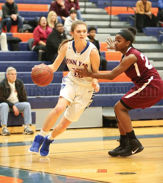 Sydney Bloom led with 14 points Friday, Jan. 27. File Photo