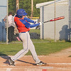 Robbie Wigsten swings for Penn Yan during the Hornell game, Tuesday, May 16.