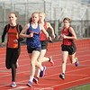 Joddie Decker recorded a first place finish in the 1500 meter run last weekend. File Photo