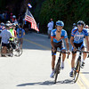 "David Lachlan Morton, left, and Daniel Summerhill pedal up Flagstaff Road towards the finish line of Stage 6 during the USA Pro Challenge on Saturday, Aug. 25. For more photos and video of the race go to  <a href=""http://www.dailycamera.com"">http://www.dailycamera.com</a><br /> Jeremy Papasso/ Camera"