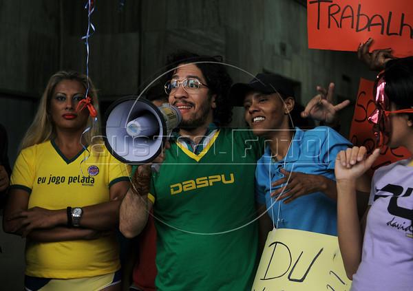 PROSTITUTE PROTEST