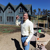 "Richard Nuzzi talks about the day his previous home burned to the ground in Sunshine Canyon.<br /> Richard Nuzzi and Stephanie O'Hearn are near completion of rebuilding their home after losing the previous one in the Four Mile Canyon Fire last year.<br /> For a video and more photos from the fire rebuilding, go to  <a href=""http://www.dailycamer.com"">http://www.dailycamer.com</a>.<br /> Cliff Grassmick / August 24, 2011"