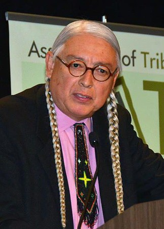 Walter Echo-Hawk will be the Pilster Lecturer during the Mari Sandoz Heritage Society's annual conference at Chadron State College. (Courtesy photo used with permission)