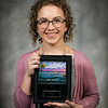 Lydia Privett  is the February 2018 Project Strive/TRiO Student of the Month.(Photo by Daniel Binkard/Chadron State College)