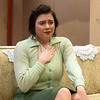 """Courtney Smith plays Gert in Chadron State College's production of """"Lost in Yonkers"""" by Neil Simon, student-directed by Molly Thornton. (Photo by Daniel Binkard/Chadron State College)"""