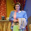 """Mickenzie Loyd plays Bella in Chadron State College's production of """"Lost in Yonkers"""" by Neil Simon, student-directed by Molly Thornton. (Photo by Daniel Binkard/Chadron State College)"""