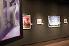 """Chadron State College's """"Shadow Line"""" faculty art show can be viewed until March 15, 2019, in Memorial Hall's Main Gallery. The gallery's hours are Monday to Friday 8:30 a.m. to 4:30 p.m. (Photo by Kelsey R. Brummels/Chadron State College)"""