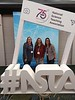 Chadron State College graduate Lindsey Glock Boardman, right, is the recipient of the Maitland P. Simmons Memorial Award from the National Science Teaching Association (NSTA). Boardman, is posing with two other Carbon County (Wyoming) School District teachers, from left, Laura Sanchez and Lesley Urasky, at a regional NSTA conference in Salt Lake City in the fall of 2019. Urasky nominated Boardman for the award. (Courtesy photo used with permission)