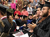 Chadron State College's Undergraduate Winter Commencement Friday, Dec. 14, 2018, in the Chicoine Center. (Photo by Tena L. Cook/Chadron State College)