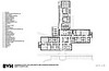 The floor plan of the first level of Chadron State College's Math Science COIL. (Courtesy BVH)