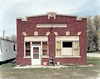 "The abandoned Bank of Bingham, Nebraska, is one photo in ""West of Last Chance,""  a coffee table book on loan along with several large format photos from the Museum of Nebraska Art. The exhibit in the Sandoz Center is open until Aug. 12."