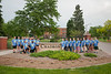 Students enrolled in Upward Bound 2018 at Chadron State College. (Photo by Daniel Binkard/Chadron State College)