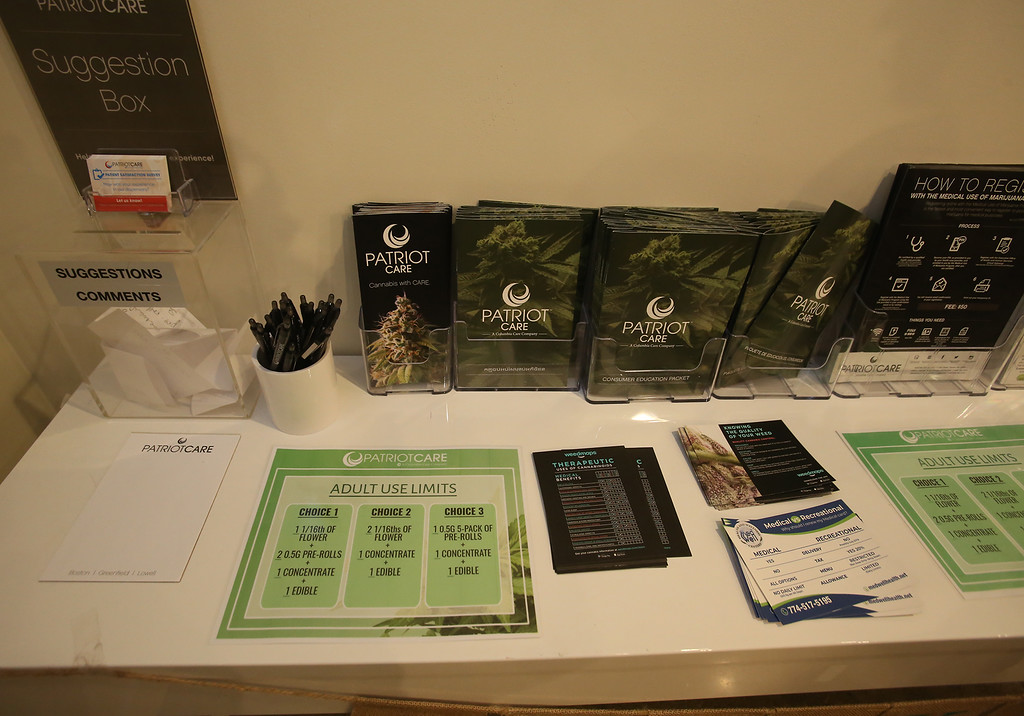 First recreational marijuana shop opens in Lowell - The