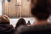 Kiah Morris speaks to a full audience at the Centre Congregational Church during a Rev. Dr. Martin Luther King Jr. Celebration in Brattleboro; KELLY FLETCHER, REFORMER CORRESPONDENT