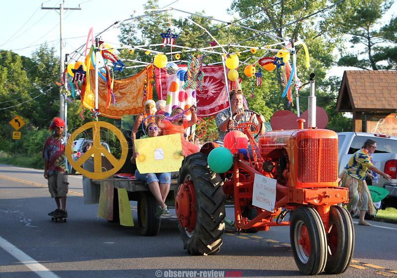Hector Fair Parade 2015.