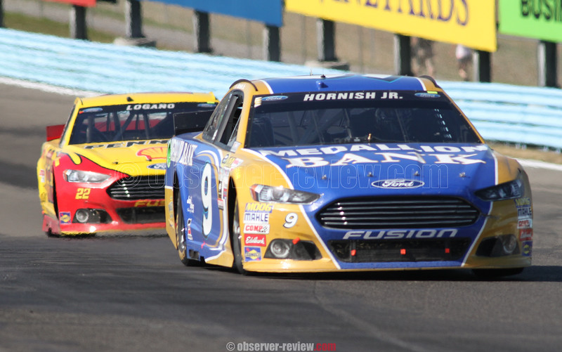 NASCAR Sprint Cup Cheez-It 355 at The Glen, Sunday, Aug. 9 at Watkins Glen International.