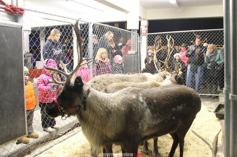 Watkins Glen Village Christmas 2015.