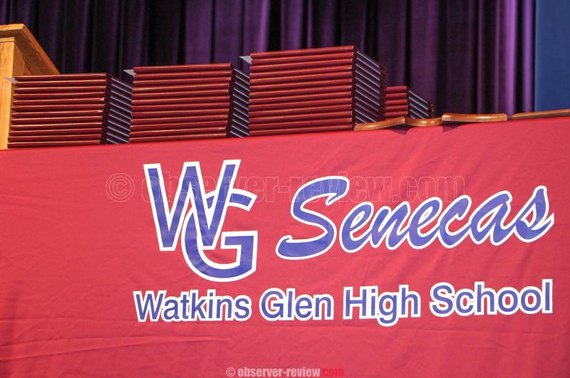 Watkins Glen Graduation, June 27, 2015.