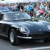 A 1967 Ferrari Four-Cam won Best in Show for its showing at the annual Corning Concours d'Elegance held in the Watkins Glen State Park parking lot.