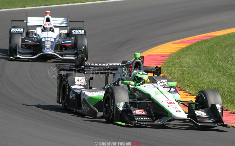 IndyCar Grand Prix at The Glen 2016.