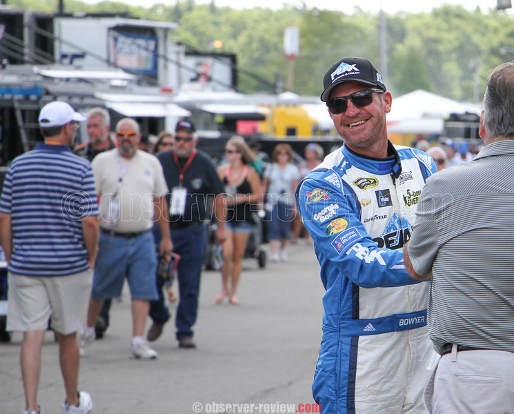 NASCAR action at Watkins Glen International, Saturday, Aug. 6, 2016.