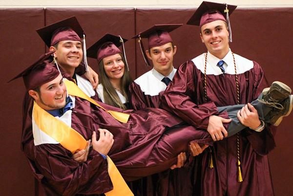 Odessa-Montour Graduation 2016.