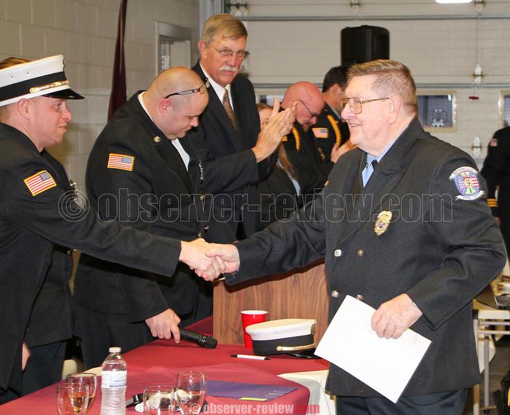 Watkins Glen Fire Department Dinner 2016.