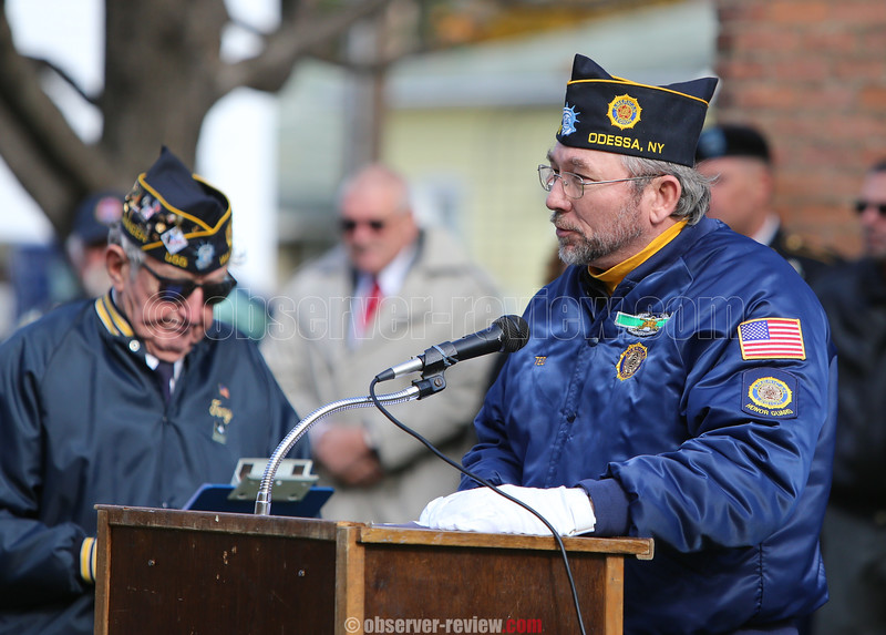 Watkins Glen Veterans Day 2016