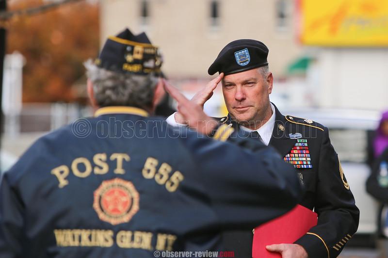 Watkins Glen Veterans Day 2016