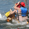 The 25th annual waterfront festival and cardboard boat regatta were held on Seneca Lake, Saturday June 16.