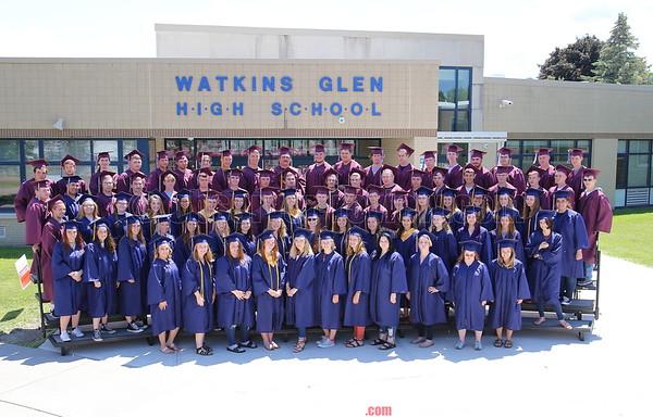 Watkins Glen Graduation 2018