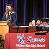 Watkins Glen High School Graduation, June 23, 2018.