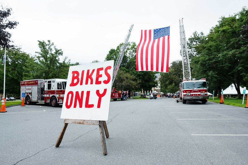 the 10th Annual Ride for Heroes took place on Saturday, August 17th to benefit the Retreat's Uniformed Service Program; KELLY FLETCHER, REFORMER CORRESPONDENT