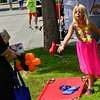 KRISTOPHER RADDER — BRATTLEBORO REFORMER<br /> People gathered at the Waypoint Center, in Bellows Falls, to celebrate the annual Rockingham Old Home Days on Saturday, Aug. 3, 2019.