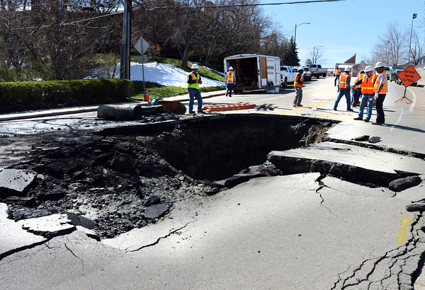 Update on Folsom Street Sinkhole
