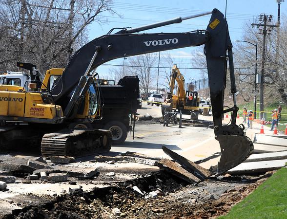 Update on Folsom Street Sinkhole