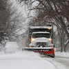 "A snow plow works along S.Pratt Blvd in Longmont on Friday.<br /> For more photos of the snow, go to  <a href=""http://www.dailycamera.com"">http://www.dailycamera.com</a>.<br /> February 3, 2012 / Cliff Grassmick"