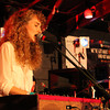 Tennis' Alaina Moore at Red 7 during South By Southwest Music Festival.<br /> March 13-18, 2012, Austin.<br /> Ashley Dean / Colorado Daily