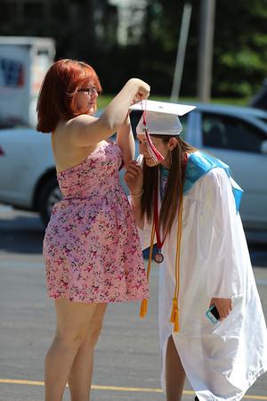 Sacred Heart Academy Graduation