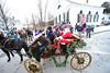 KRISTOPHER RADDER - BRATTLEBORO REFORMER<br /> Children wait for Santa's arrival during WinterFest in Newfane on Sunday, Dec. 11, 2016. The event was brought together by Newfane Anew Community.