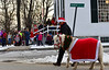 KRISTOPHER RADDER - BRATTLEBORO REFORMER<br /> Children wait for Santa's arrival during WinterFest in Newfane on Sunday, Dec. 11, 2016. The event was brought together by Newline Anew Community.